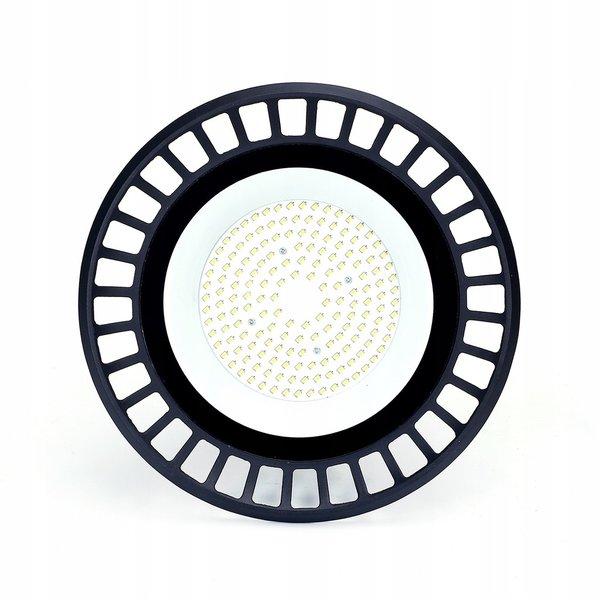 ACTIE! LED UFO High Bay IP65 - 100W vervangt 520W - 4000K - 9000lm - 2 jaar garantie