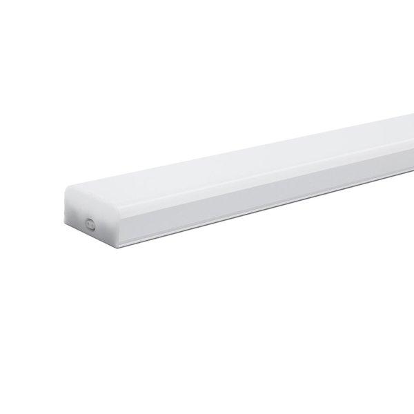 LED armatuur V2 - 90cm 18W 100lm p/w - Direct doorkoppelbaar - Lichtkleur optioneel
