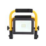 LED Werklamp - IP44 stootvast - 10W 900lumen - 6500K daglicht wit  - incl. 150cm aansluitstekker