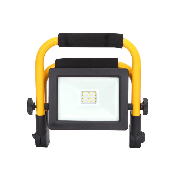 LED Werklamp - IP44 stootvast - 100W 9000lumen - 6500K daglicht wit - incl. 150cm aansluitstekker