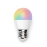 AigoSmart WiFi LED Lamp - E27 5W G45 - RGB+CCT alle lichtkleuren - Bediening met de App