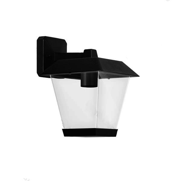LED wandlamp - modern laag - E27 fitting - IP44 Buitengebruik - Geschikt voor 1 E27 lamp