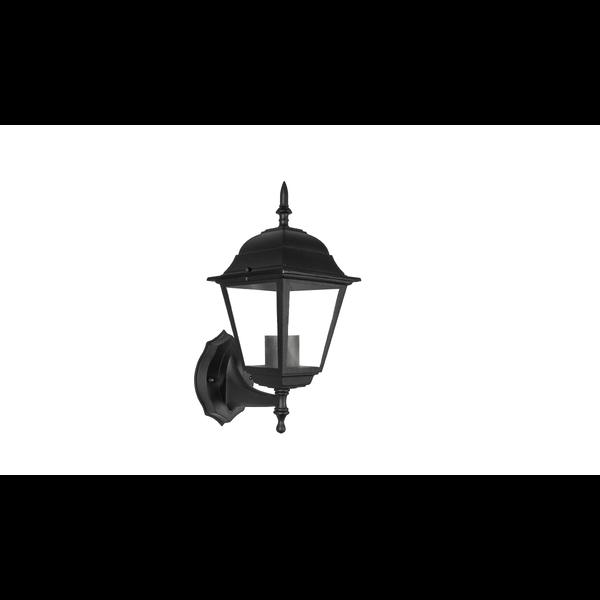 LED wandlamp - Klassiek hoog - E27 fitting - IP44 Buitengebruik - Geschikt voor 1 E27 lamp