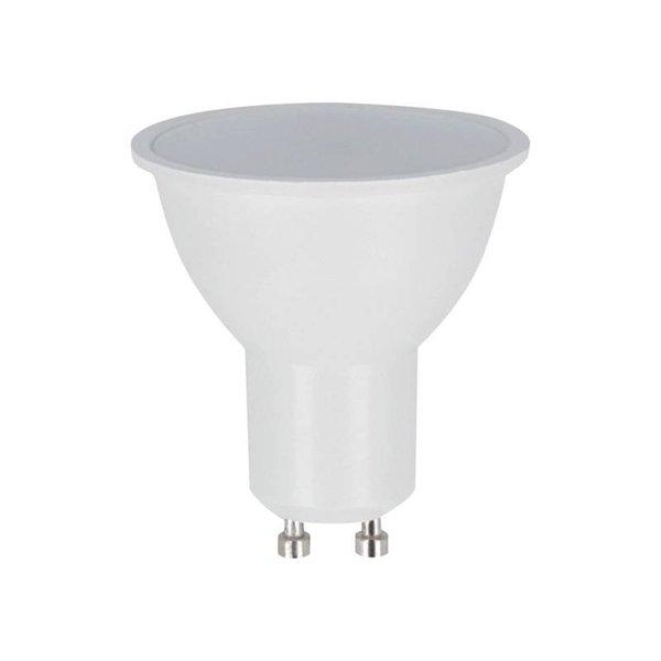 LED spot GU10 - 1W vervangt 12W - 6500K daglicht wit - 100° lichtspreiding