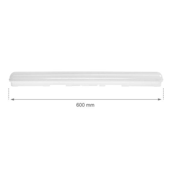 LED armatuur 120cm 50W IP65 - 125lm p/w High Lumen  - 6000K 865 daglicht wit
