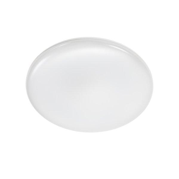 LED plafondlamp rond ECO - 18W 1250lm - IP44 vochtbestendig - 4000K helder wit licht