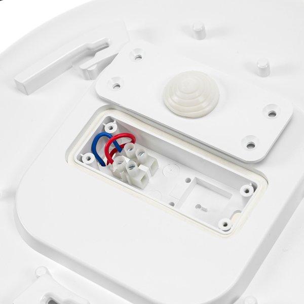 Spectrum LED plafondlamp rond ECO - 18W 1250lm - IP44 vochtbestendig - 4000K helder wit licht