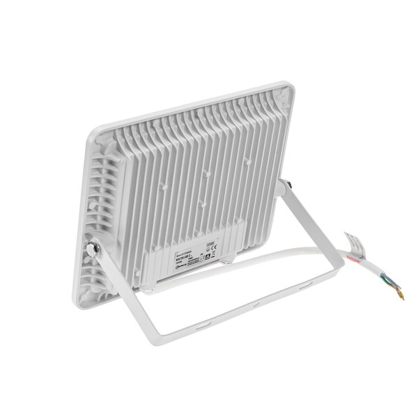 Spectrum LED schijnwerper Wit - 100W IP65 - Lichtkleur optioneel - 3 jaar garantie
