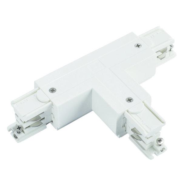 LED Railspot T-verbinding wit - Universeel 3-Phase