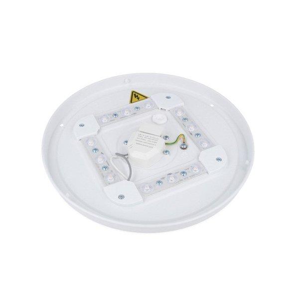 Aigostar LED Plafondlamp Dimbaar rond - 18W 3000K warm wit licht