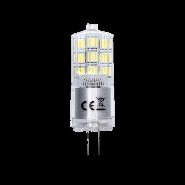 LED G4 - 3W vervangt 26W - 3000K warm wit licht - 46x16mm