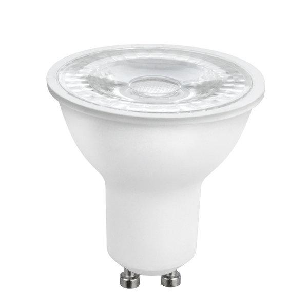 LED spot GU10 - dimbaar - 5W vervangt 30-50W - 3000K warm wit licht - 37° lichtspreiding