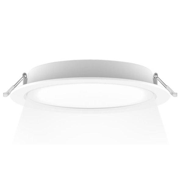 LED inbouwspot Backlit - 4W vervangt 25-50W - 3000K warm wit licht