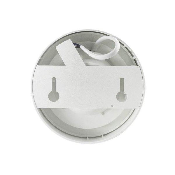 LED Plafonnière - Ronde plafondlamp - 20W vervangt 105W - Warm wit licht 3000K
