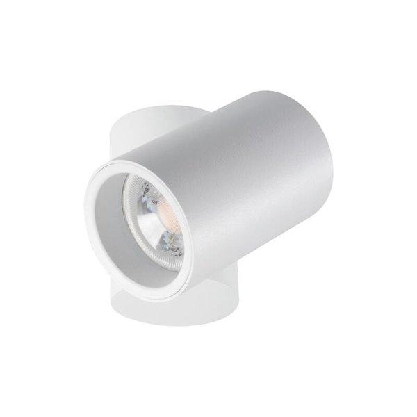 Kanlux LED GU10 plafondspot verstelbaar wit - Enkelvoudig voor 1 LED GU10 spot
