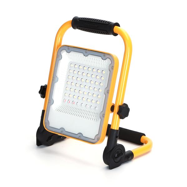 LED Werklamp oplaadbaar IP65 - 30W 1000 Lumen - 6500K daglicht wit - Tot 12 uur gebruik