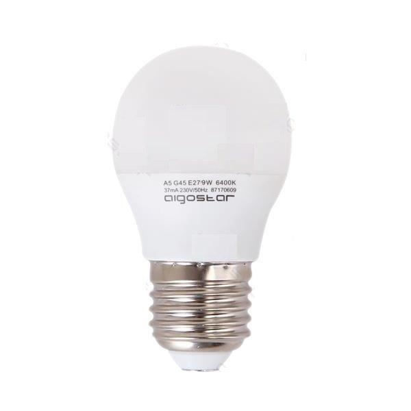 LED lamp E27 - G45 Filament - 9W vervangt 90W - Lichtkleur optioneel