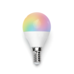 AigoSmart WiFi LED Lamp - E14 7W G45 - RGB+CCT alle lichtkleuren - Bediening met de App