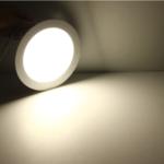 LED Plafonnière - Vierkante plafondlamp - 6W vervangt 30W - Lichtkleur optioneel
