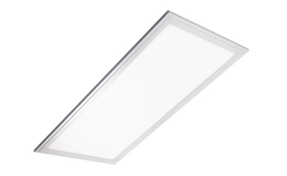 60 x 30 cm (595 x 295 mm) LED panelen