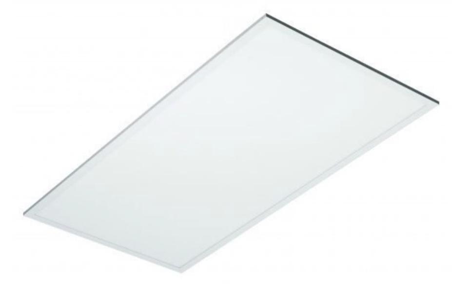 120 x 60 cm (1195 x 595 mm) LED panelen