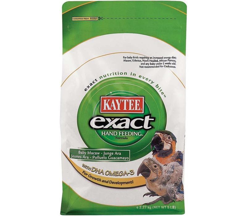 Kaytee(exact) handfeeding baby macaw 2,27KG