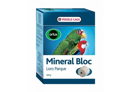 Versele-Laga Versele-Laga | Orlux Mineral bloc large | 400 g | Loro Parque