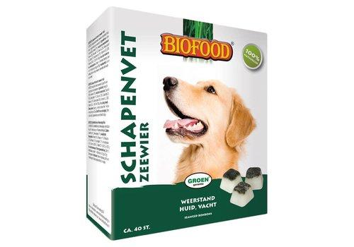 Biofood Biofood | Schapenvet zeewier | zeewier | vet | 40 stuks