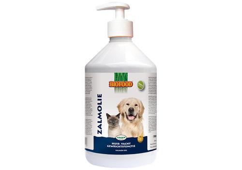Biofood Biofood | Zalmolie | 500 ml | Zalm