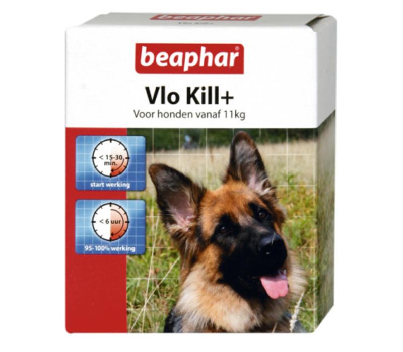 Beaphar | Vlo kill hond boven 11kg | 6 tab