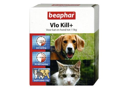 Beaphar Beaphar | Vlo kill hond en kat tot 11 kg | 6 tab