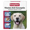 Beaphar Beaphar   Vlooien anti conceptie hond l   3 stuks   groot   Large