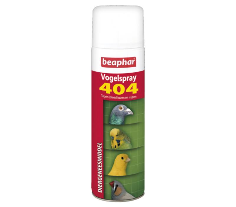 Beaphar | 404 vogelspray | 500 ml