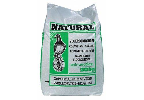 Natural Natural vloerdekkorrel