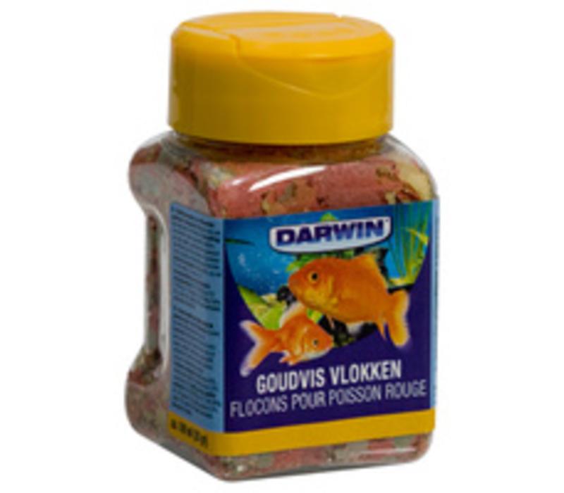 Darwin | Goudvis vlokken | 100 ml