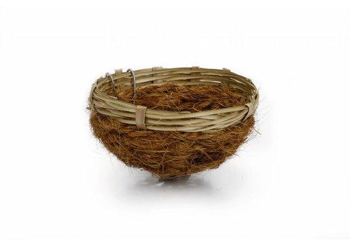 Nobby Bamboenest met kokosvezel