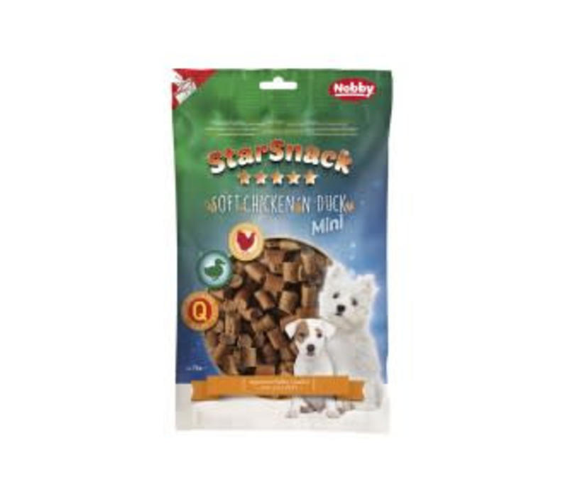 "STARSNACK ""MINI Chicken'n Duck"