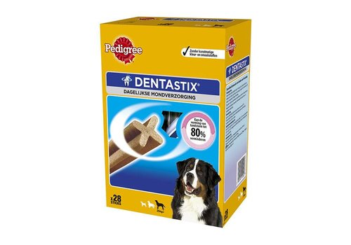 Pedigree Pedigree | Dentastix m-p maxi | Dental | 28 stuks | Maxi