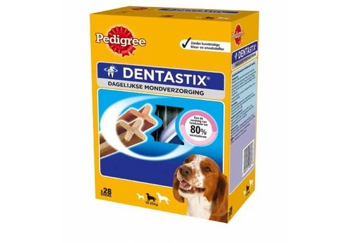 Pedigree Pedigree | Dentastix m-p medium | Dental | 28 stuks | Medium