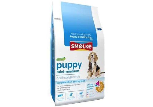 Smolke Smolke hond puppy mini/medium