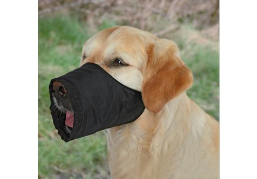 Muzzle, polyester L-XL