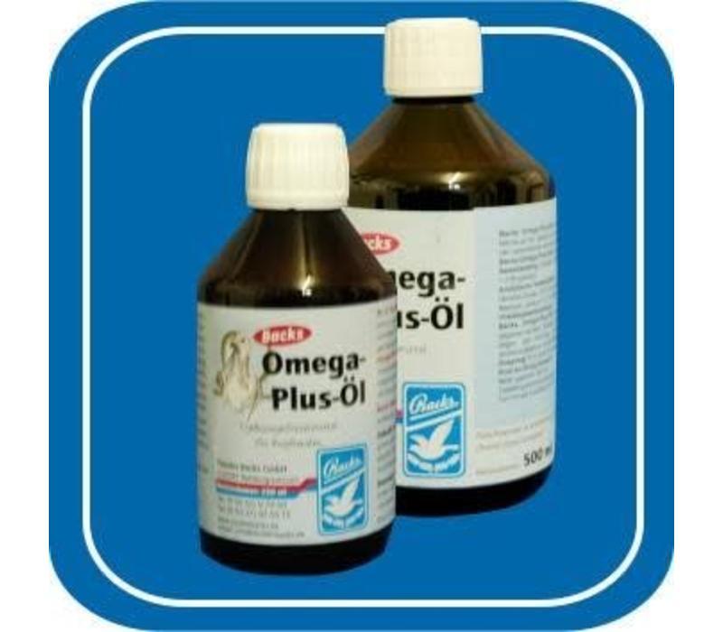 Omega-plus ol (omega olie, vetzuren, energie, immuunsysteem)