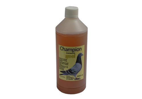 Traseco Champion geel 1000 ML. - Traseco