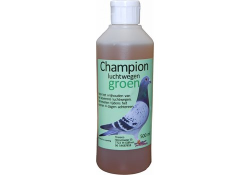 Traseco Champion groen 500 ML - Traseco