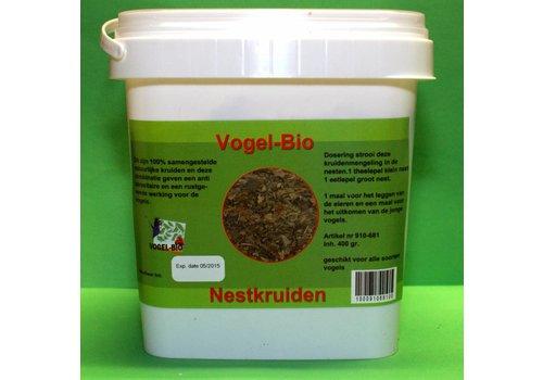 Vogel- Bio Nestkruiden