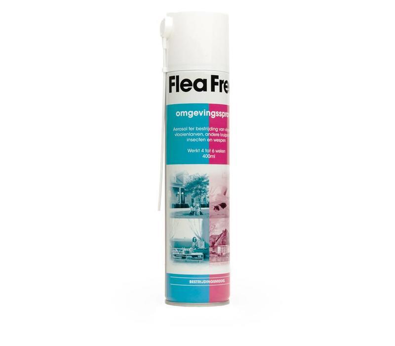 Exil   Flea free omgevingsspray   400 ml