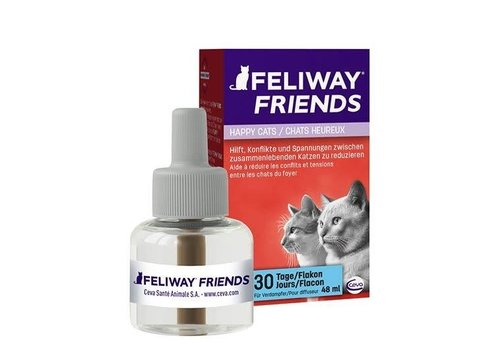 Feliway Feliway | Friends navulling | 48 ml