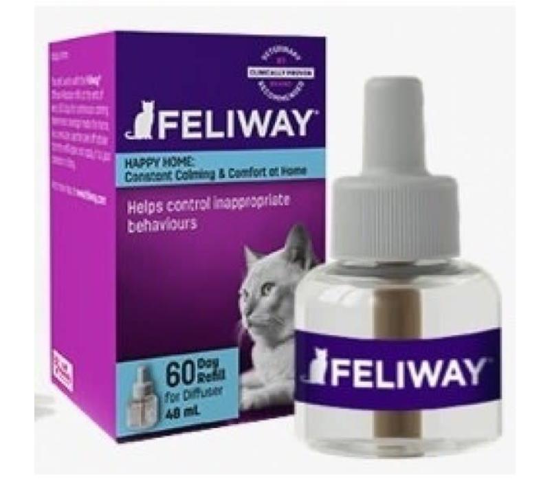 Feliway | Anti-stress navulling kat | 48 ml | 1 maand