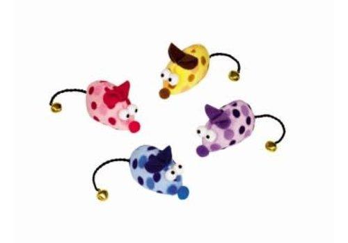 Nobby Plusch Maus mit Catnip