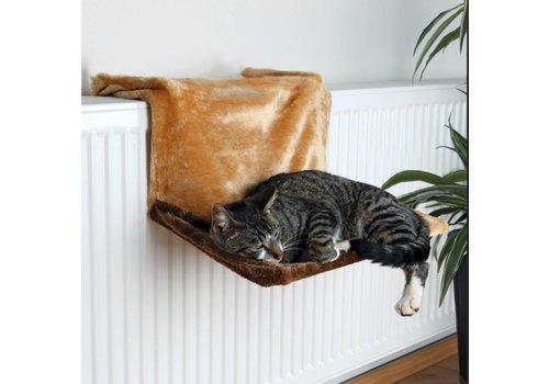 Radiator bed, plush
